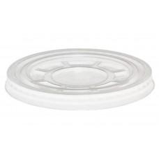 Крышка для стаканов Пэт плоская d-95