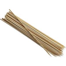 Палочки для шашлыка бамбук, 25 см, 100 шт