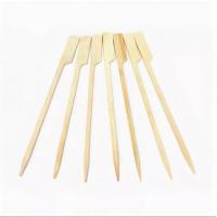 Пика для коктейлей бамбуковая Гольф, 15 см, 100 шт