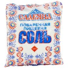 Соль поваренная пищевая помол №1, 1 кг