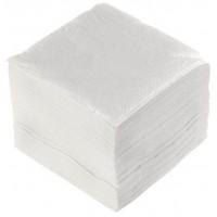 Салфетки бумажные Figaro 1-слойные 24 см, 100 штук