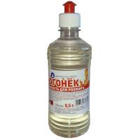 Жидкость для розжига Огонёк, с дозатором, 500 мл