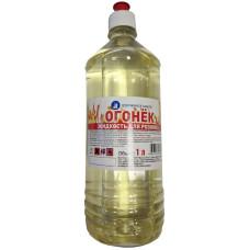 Жидкость для розжига Огонёк, с дозатором, 1 л
