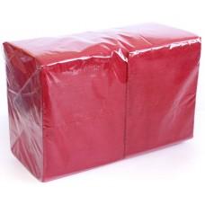 Салфетки бумажные столовые Big Pack, 2 слойные - 250 листов, 24х24см (розовые)