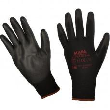 Перчатки защитные трикотажные Mapa Ultrane 548 нейлон c полиуретановым покрытием, размер 10, XL
