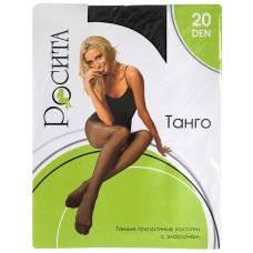 Колготки Rosita Tango 20 den (черный), 4 размер