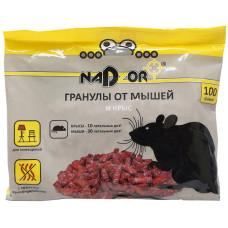 Гранулы Nadzor (Надзор) от мышей и крыс, 100 г