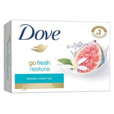 Крем-мыло Dove (Дав) Инжир и Лепестки апельсина, 100 г