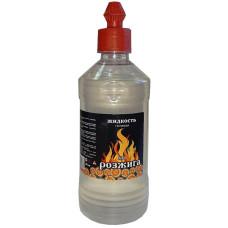 Жидкость гель для розжига Огонёк, с дозатором, 250 мл