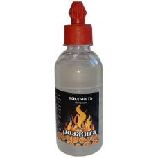 Жидкость гель для розжига Огонёк, с дозатором, 500 мл