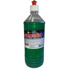 Жидкость гель для розжига Огонёк, с дозатором, 1000 мл