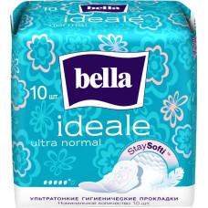 Гигиенические прокладки Bella Ideale Ultra Normal, 10 шт