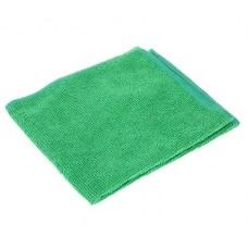 Салфетка из микрофибры (без упаковки) мята, 30х30 см
