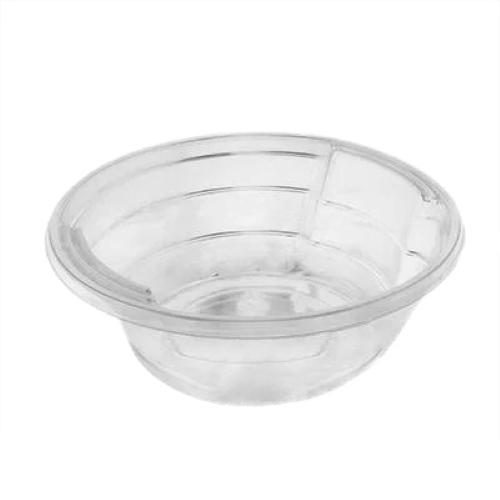 Тарелка прозрачная суповая Интеко ПП, 500 мл