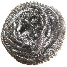 Губка Eurohouse (ЕвроХаус), спираль металл, 1 шт, d=7 см, 12 гр