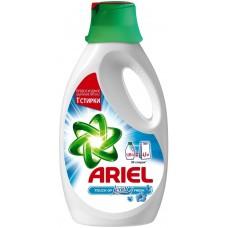 Жидкий стиральный порошок автомат Ariel (Ариэль) Touch of Lenor Fresh, 1,95 л