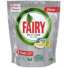 Капсулы для посудомоечных машин Fairy Original All in One, 37 шт