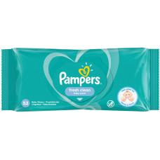Салфетки детские Pampers Baby Fresh Clean, 52 шт