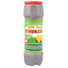 Порошок чистящий Пемоксоль Лимон Сода-эффект, 480 г