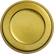 Крышки для консервирования винтовые Дачница, золото, 20 шт