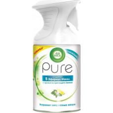 Освежитель воздуха Air Wick Pure Цветущий лимон, 250 мл