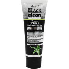 Маска-пленка для лица черная Bielita (Белита) Black Clean, 75 мл