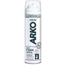 Гель для бритья Arko (Арко) Crystal (Кристал), 200 мл