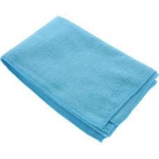 Салфетка из микрофибры (без упаковки), цвет голубой, 250г/м2, 60х80 см
