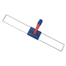 Держатель-рамка Лайма Expert (Эксперт), для плоских Мопов, тип К (карманы), черенок типа A, 80х9 см