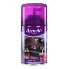Освежитель воздуха автомат (сменный блок) Armeto (Армето) Арома Спа, 250 мл
