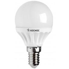 Лампа светодиодная Космос шар, 7,5 W, Е14