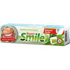 Зубная паста Beauty Smile Лечебные травы, 100 мл