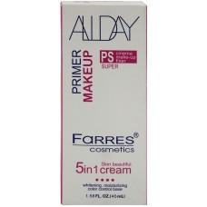Основа-молочко под макияж Farres 9003 Primer 5 в 1
