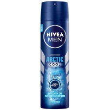 Дезодорант-антиперспирант спрей мужской Nivea (Нивея) Arctic Cool, 150 мл