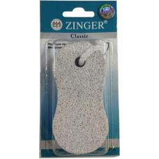 Пемза на веревке вогнутая Zinger (Зингер) zo PE-05