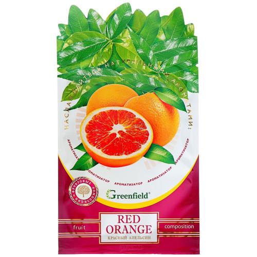 Ароматизатор для белья Greenfield (Гринфилд) Красный Апельсин