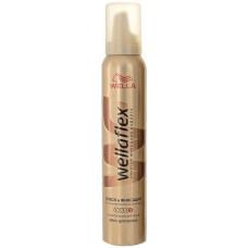 Мусс для укладки волос Wellaflex (Веллафлекс) Блеск и фиксация №5, 200 мл