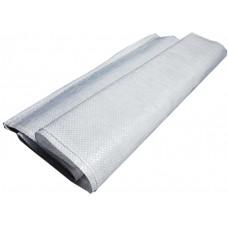 Мешки полипропиленовые до 50 кг, без вкладыша, белые, 105х55 см, комплект 10 шт