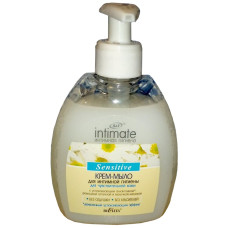Крем-мыло для интимной гигиены Bielita (Белита) для чувствительной кожи, 300 мл