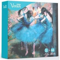 Подарочный набор Gillette (Джилет) VENUS Comfortglide Бритва с 3 сменными кассетами + настенный держатель + дорожный футляр для бритвы