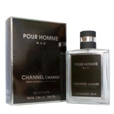 Мужская туалетная вода Channel Change Pour Homme (Ченнел Чейндж Пур Хомм), 100 мл