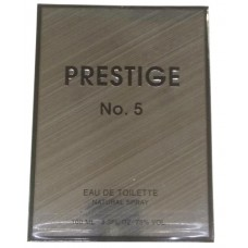 Женская туалетная вода Prestige (Престиж) №5, 100 мл