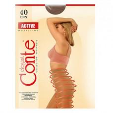 Колготки Conte Active (Конте Актив) цвет Shade, 40 den, 3 размер
