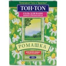 Соль для ванн ТОН Ромашка, 500 г