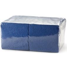 Салфетки бумажные БигПак Professional, 1-х слойные, (синие), 24*24 см, 400 л