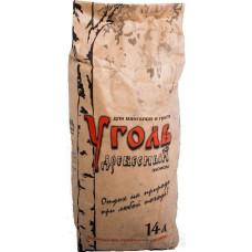 Уголь древесный Вива, пакет, 14 л