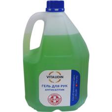 Антисептик гель спиртовой Vita Udin, 4 л