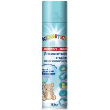 Дезинфицирующее средство для детской комнаты Аэрозоль Big D Kidmetics для всех типов поверхностей, 150 мл