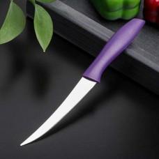 Нож кухонный для цитрусовых Ария, цвета микс, 12 см