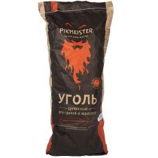 Уголь древесный Pikmeister, мешок, 45 л (8 кг)